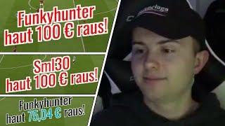 +500 € SPENDENESKALATION in PAAR MINUTEN 😱 FIFA 19 GamerBrother STREAM HIGHLIGHTS