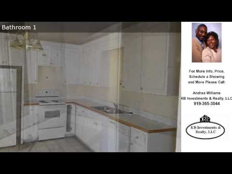 1213 Hope Farm Drive, Tarboro, NC Presented by Andrea Williams.