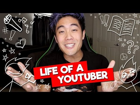 Thumbnail: Life of a Youtuber!