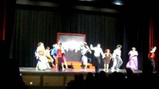 Maywood Academy Jets Glee Club-MJ Tribute Black or White