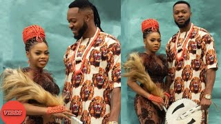 Flavour Finally Introduces His Girlfriend Chidinma For Traditional Marriage?.mp3