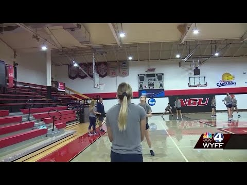 North Greenville University relishes opportunity to host coastal colleges