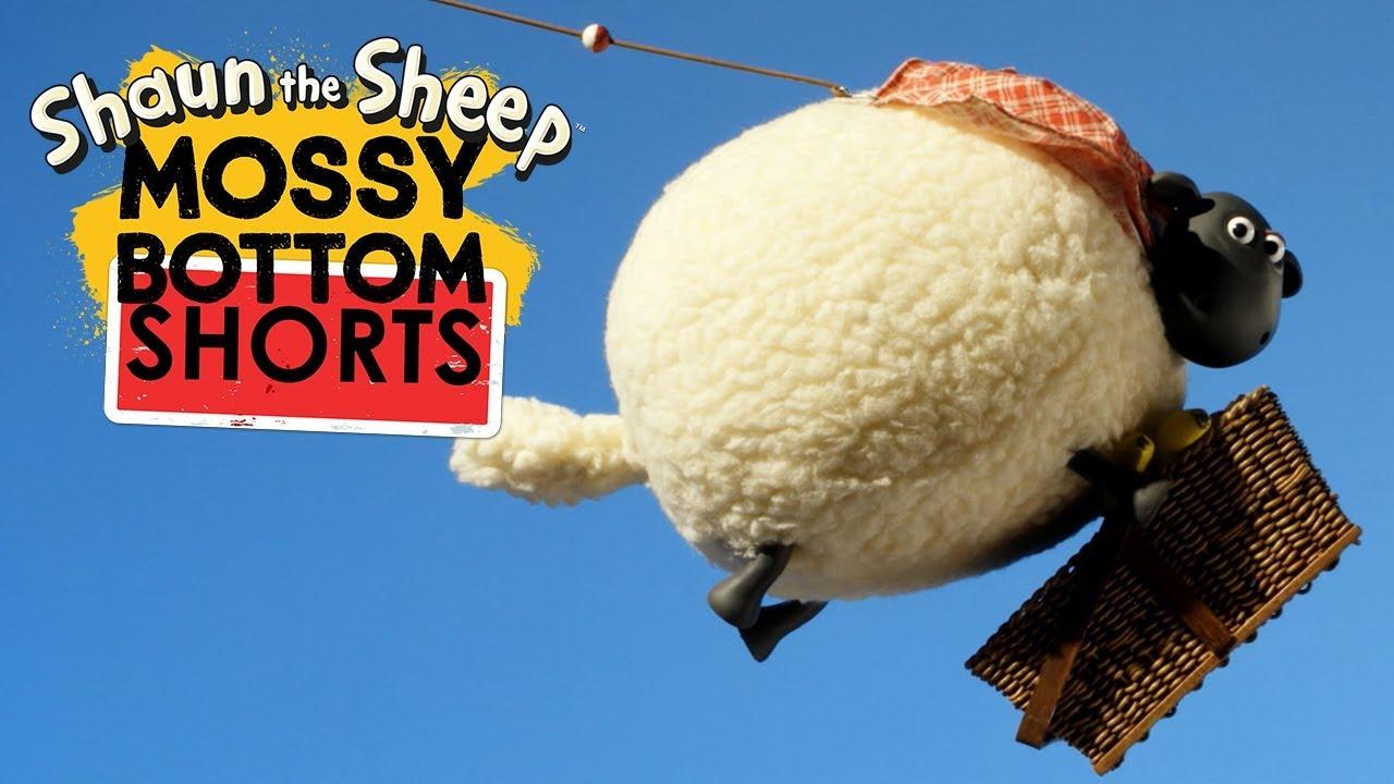 Dã ngoại | Mossy Bottom Shorts | Những Chú Cừu Thông Minh [Shaun the Sheep]