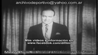 DIFILM - BOB HOPE PRESENTA A GINA MARIA HIDALGO EN USA (1967)