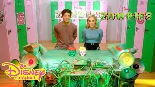 Z-O-M-B-I-E-S | Challenges - Episode 4