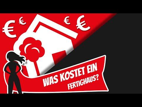 DAS Kostet Ein FERTIGHAUS Wirklich - Preise Im Vergleich Und Ausbaustufen | Hausbau Helden