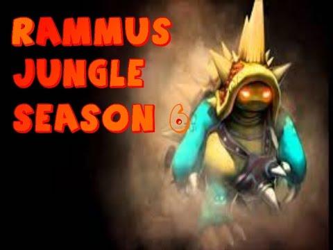 Rammus Season  Build