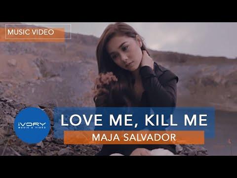 Maja Salvador | Love Me, Kill Me | Official Music Video