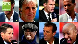 😠 | Which Football Pundits Do Tottenham Fans HATE!?!