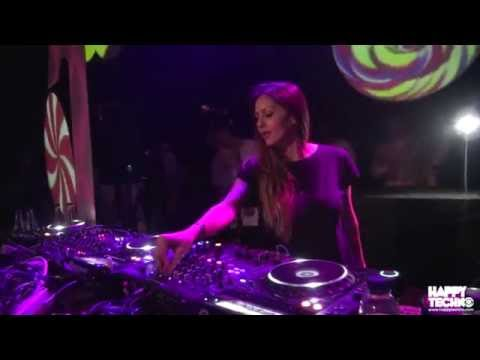 Deborah de Luca @ Happy Techno - City Hall (Barcelona / Spai