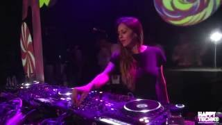 Deborah de Luca @ Happy Techno - City Hall (Barcelona / Spain) - 02.05.2015