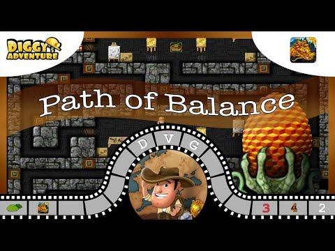 [~Dragon of Earth~] #2 Path of Balance  Diggy's Adventure
