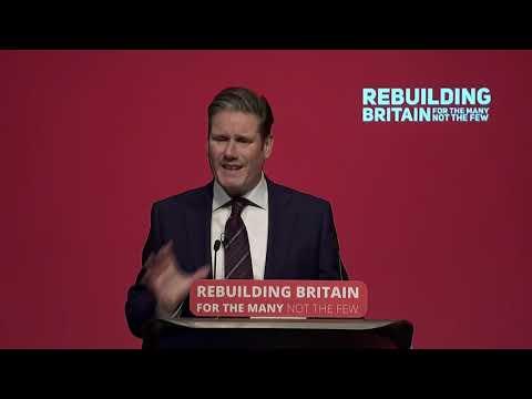 Labour Conference 2018: Shadow Brexit Secretary speech