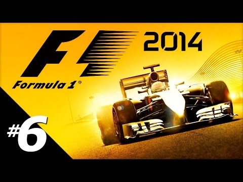 F1 2014 with VintageBeef - Race 6 - Monaco
