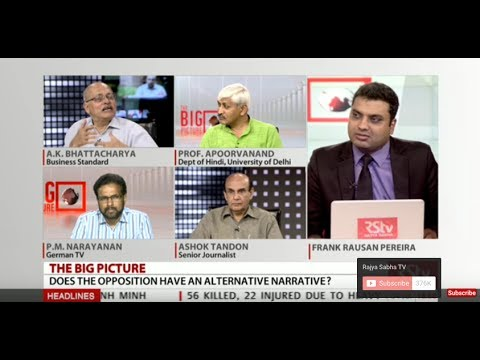 The Big Picture: Does the Opposition have an Alternative Narrative?