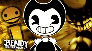 SECRET CHARACTER FOUND | Bendy and the Ink Machine CHAPTER 1 NEW UPDATE