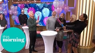 Live Baby Gender Reveals on This Morning! | This Morning