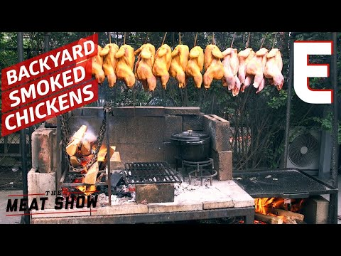 The Roast Chicken That's Made on a Medieval Contraption in Brooklyn — The Meat Show
