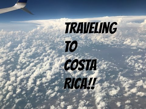 LAW SCHOOL VLOG! Traveling to Costa Rica to Study abroad!