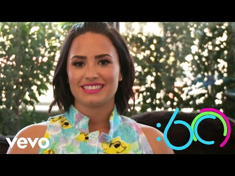 Demi Lovato - :60 with Thumbnail image