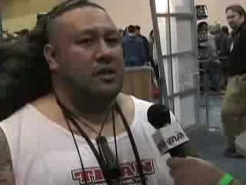 Samoans Polynesians Are Some Of The Strongest People On