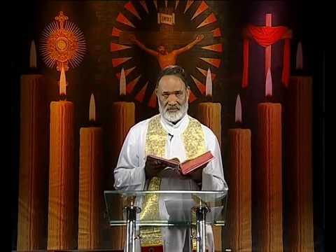 Body & Blood of Jesus By Fr  Mathew Naickomparambil V.C.