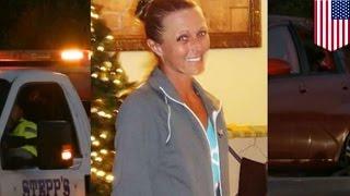 Camarera desaparecida es encontrada muerta en un auto sumergido en lago de la Florida