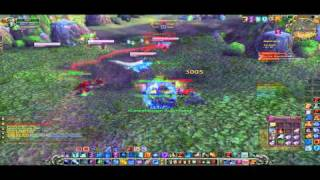 WoW Cataclysm, Frost Mage 100, PvP Kaboz! 70k+ crits