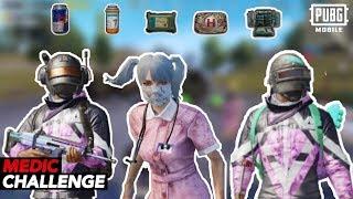 MEDIC CHALLENGE! | PUBG Mobile