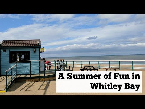 Family fun & what to do with the kids in Whitley Bay