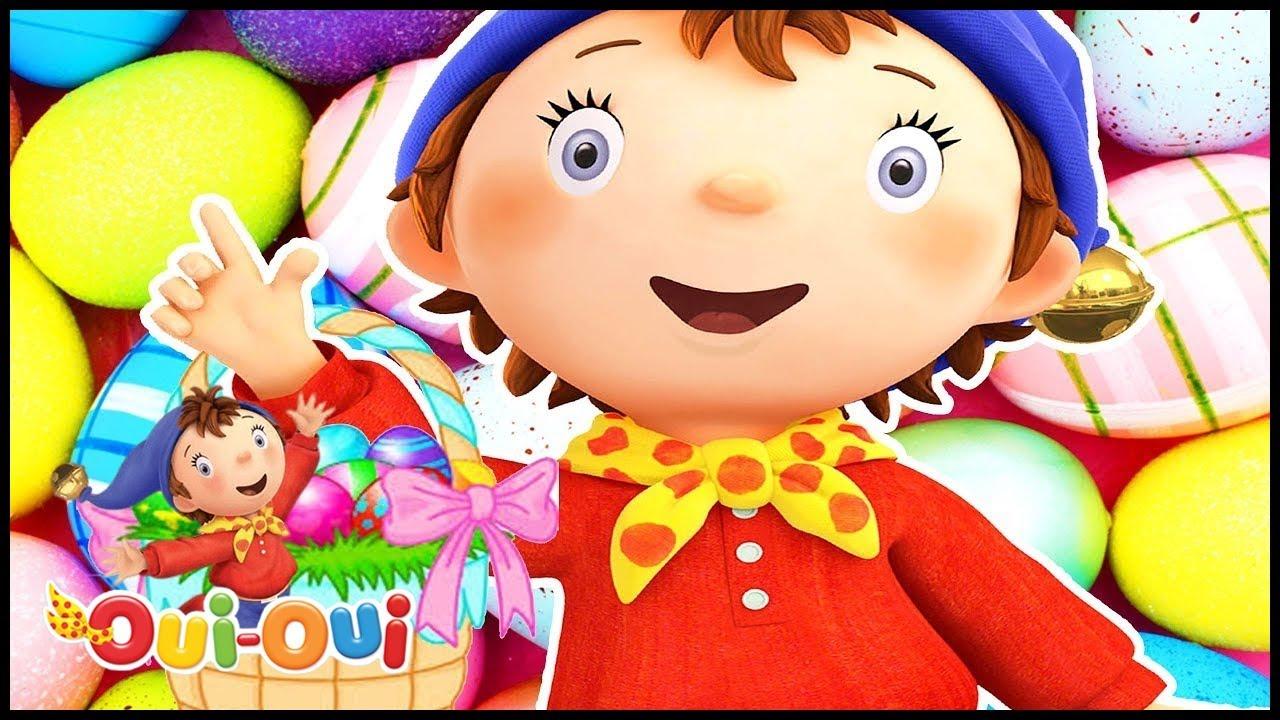 Oui oui officiel compilation de p ques dessins anim s pour les enfants dr les de dessins - Le dessin anime oui oui ...
