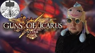 [JonTron] Guns of Icarus (REAL TUTORIAL!!) - Ft. JonTron [RUS VO]