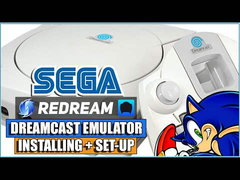 REDREAM - Dreamcast Emulator - Installing And Setting Up Guide