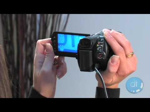 Sony HDR-SR12 Camcorder