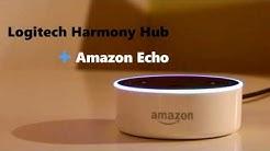 Unter 10 Minuten: Harmony Hub & Amazon Echo Alexa