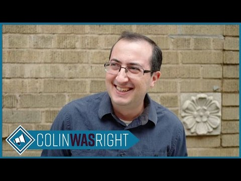 Jason Schreier x Colin Moriarty - A Conversation With Colin Was Right