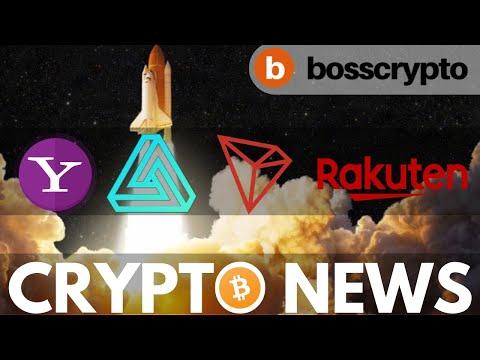 Maximine Coin Surge, eToro Adds TRON, Rakuten and Yahoo, Boss Crypto - Cryptocurrency News