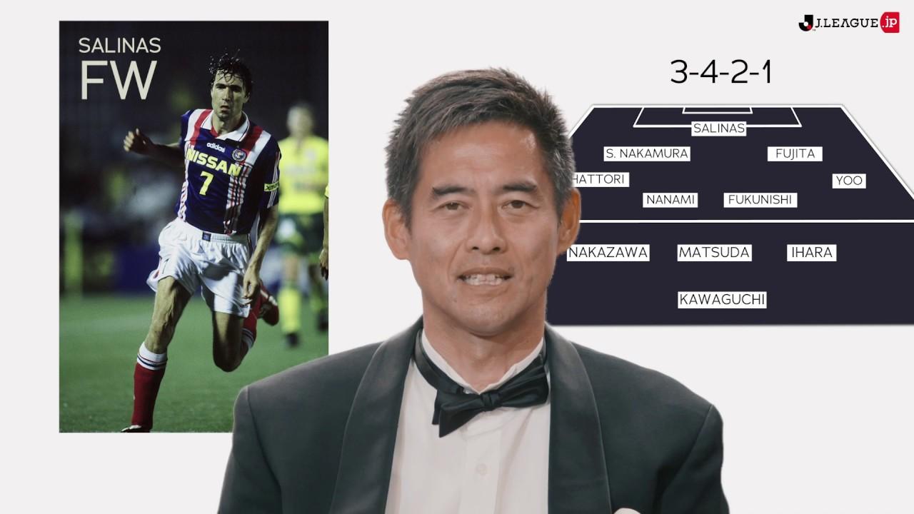 サッカー ベスト イレブン 2019