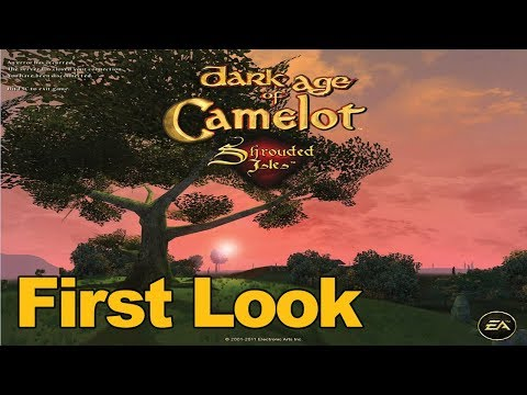 Dark Age of Camelot Gameplay First Look – MMOs.com