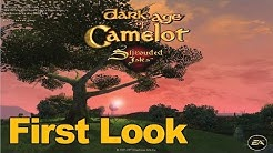 Dark Age of Camelot Gameplay First Look - MMOs.com