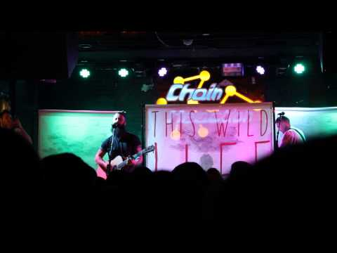 This Wild Life - Better With You - Live HD 1/10/15 at Chain Reaction
