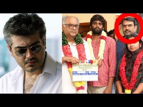 Is Rangaraj Pandey Acting in THALA59 ?   Ajith Kumar