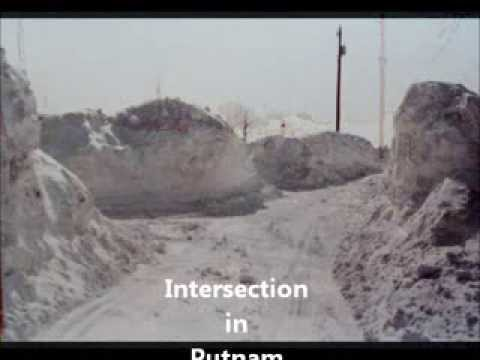 Blizzard Putnam County Ohio 1978 Youtube