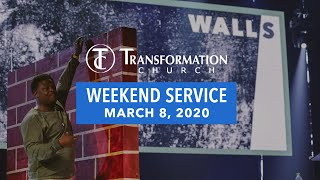Transformation Church | Walls | Breaking Through the Wall of Unforgiveness