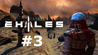 EXILES Android GamePlay #3 (1080p)
