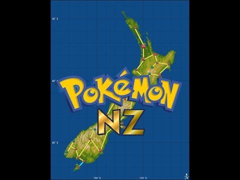Pokemon NZ Chapter 1 Lyttleton, Christchurch, & Akaroa