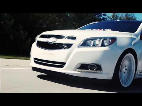 Modified 2013 Chevy Malibu Teaser