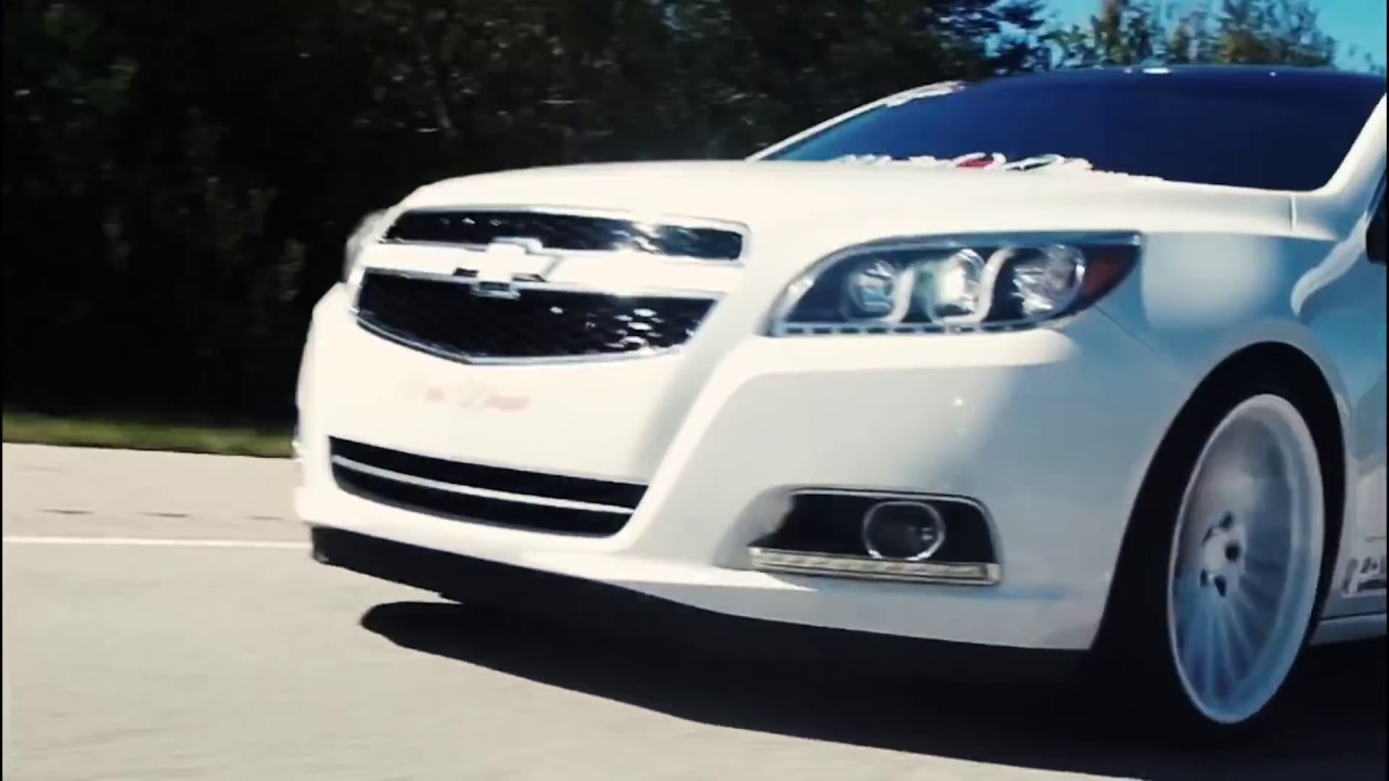 Modified 2013 Chevy Malibu Teaser Youtube