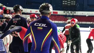 Short Track WORLDS - 2018 - Montreal