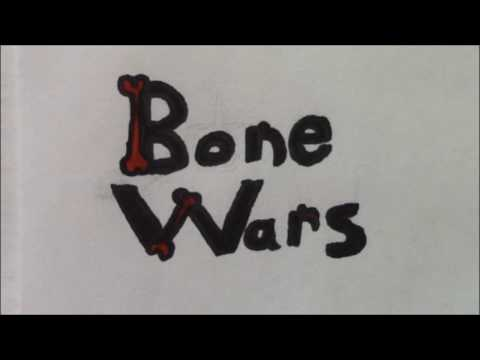 Fun Facts Friday #3: The Bone Wars
